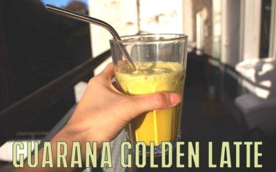 Guarana Golden Latte